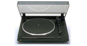 Turntable - AL-A158BKXJM - Features