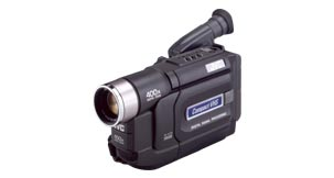 Compact VHS Camcorders - GR-AX760U - Introduction