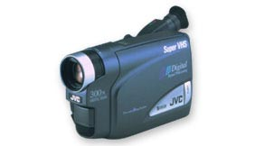 Compact VHS Camcorders - GR-SX850U - Introduction