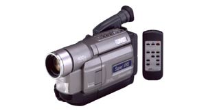 Compact VHS w/LCD Screen - GR-SXM330U - Introduction