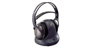 Wireless Headphone - HA-W300RF - Introduction
