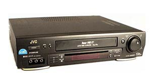 Super VHS VCRs - HR-S3600U - Introduction