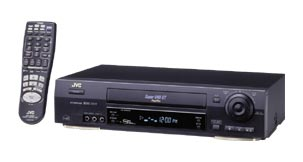 Super VHS VCRs - HR-S3900U - Introduction