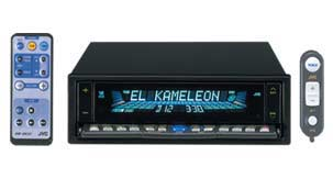 CD Receivers - KD-LX50 - Introduction