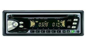 CD Receivers - KD-S570 - Features