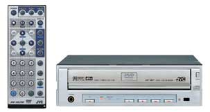 Receivers - KV-DV7 - Features