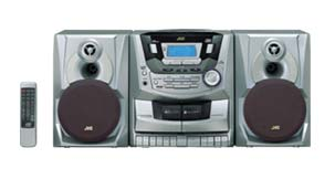 Boom Boxes - PC-X250 - Introduction