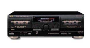 Double Mechanism Cassette Deck - TD-W254BK - Introduction