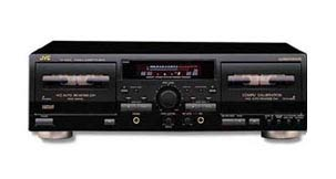 Double Mechanism Cassette Deck - TD-W354BK - Introduction