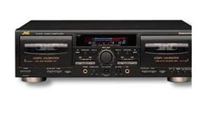 Cassette Decks - TD-W718BK - Introduction