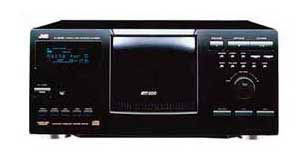 Mega CD Changers - XL-MC334BK - Introduction