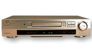 DVD Players - XV-523GD - Features