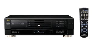 Reproductores de DVD - XV-M50BK - Introduction